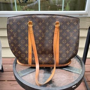 Authentic Louis Vuitton Babylon Tote